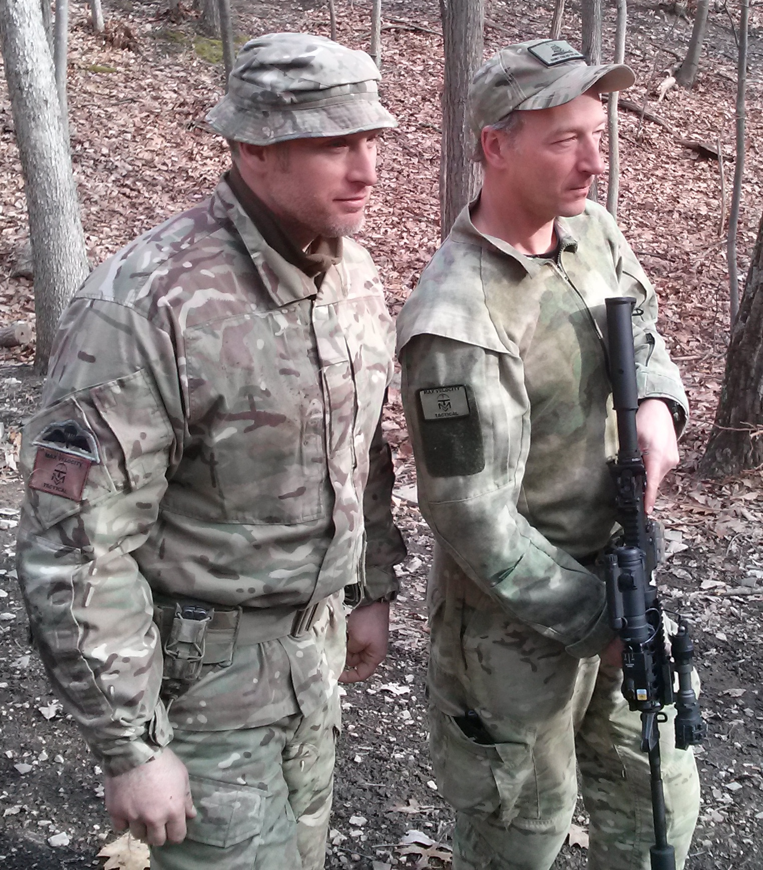 After Attending The Combined Combat Team Tactics And Patrol Cl Hunter Approached Me To Become Partners In Creating A Set Of Online Training Plans