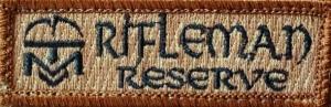 rifleman reserve