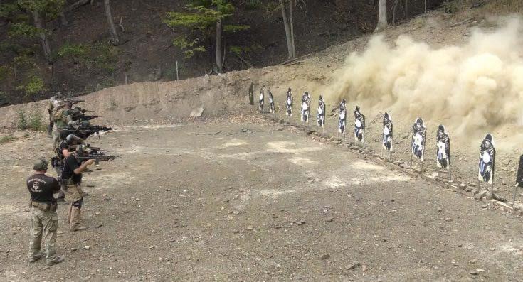 Combat Rifle Skills