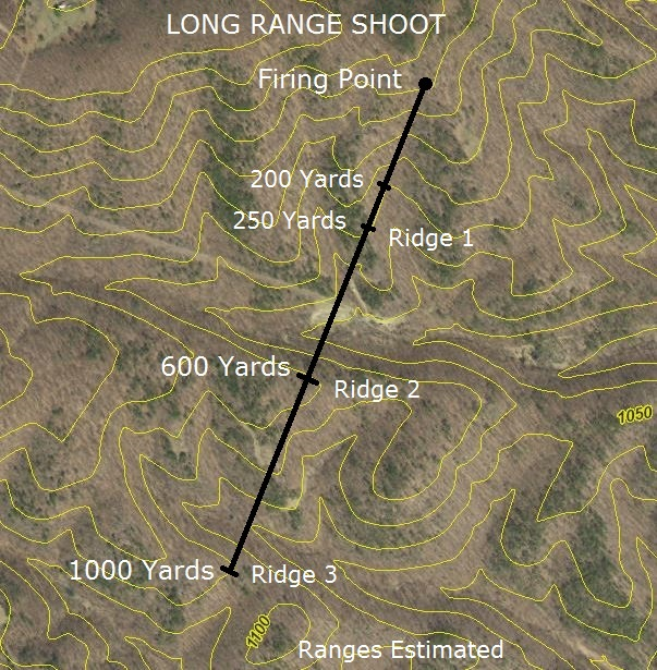 Long Range Shoot Map
